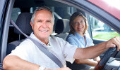 Car insurance for over 50's