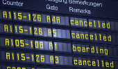 What does flight cancellation actually cover?