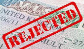 Visa rejection and travel insurance
